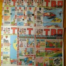Tebeos: LOTE 7 COMICS TBO 2000. BUIGA. DISTINTOS. Lote 143199398