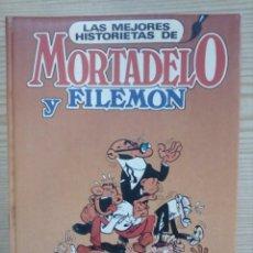 Tebeos: LAS MEJORES HISTORIETAS DE MORTADELO Y FILEMON - NUMERO 5 - EDICIONES B. Lote 143220542