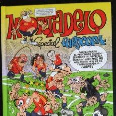 Tebeos: MORTADELO ESPECIAL EUROCOPA - EDICIONES B, 1ª EDICION, AÑO 2012. Lote 143230994