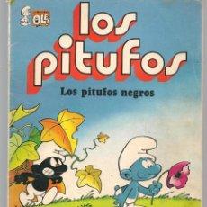 Tebeos: OLÉ!. LOS PITUFOS. Nº 2. BRUGUERA. 2ª EDC. 1980. (C/A47). Lote 143297770