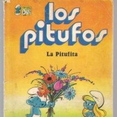 Tebeos: OLÉ!. LOS PITUFOS. Nº 3. BRUGUERA. 2ª EDC. 1980. (C/A47). Lote 143297982