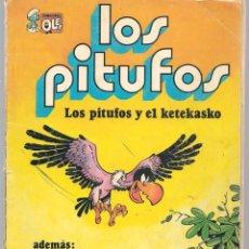 Tebeos: OLÉ!. LOS PITUFOS. Nº 6. BRUGUERA. 1ª EDC. 1979. (C/A47). Lote 143298138