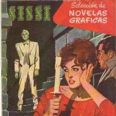 Livros de Banda Desenhada: SISSI (NOVELAS GRAFICAS) (BRUGUERA) Nº 66. Lote 143307654