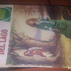 Tebeos: JOYAS LITERARIAS JUVENILES, SERIE VERDE, N° 234, DE 1981. Lote 143335966