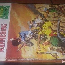 Tebeos: JOYAS LITERARIAS JUVENILES, SERIE VERDE, N° 229, DE 1980. Lote 143336550