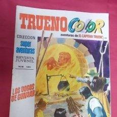 Tebeos: TRUENO COLOR. Nº 90. LOS DOGOS DE GUNDAR. PRIMERA EPOCA. BRUGUERA.. Lote 143347914