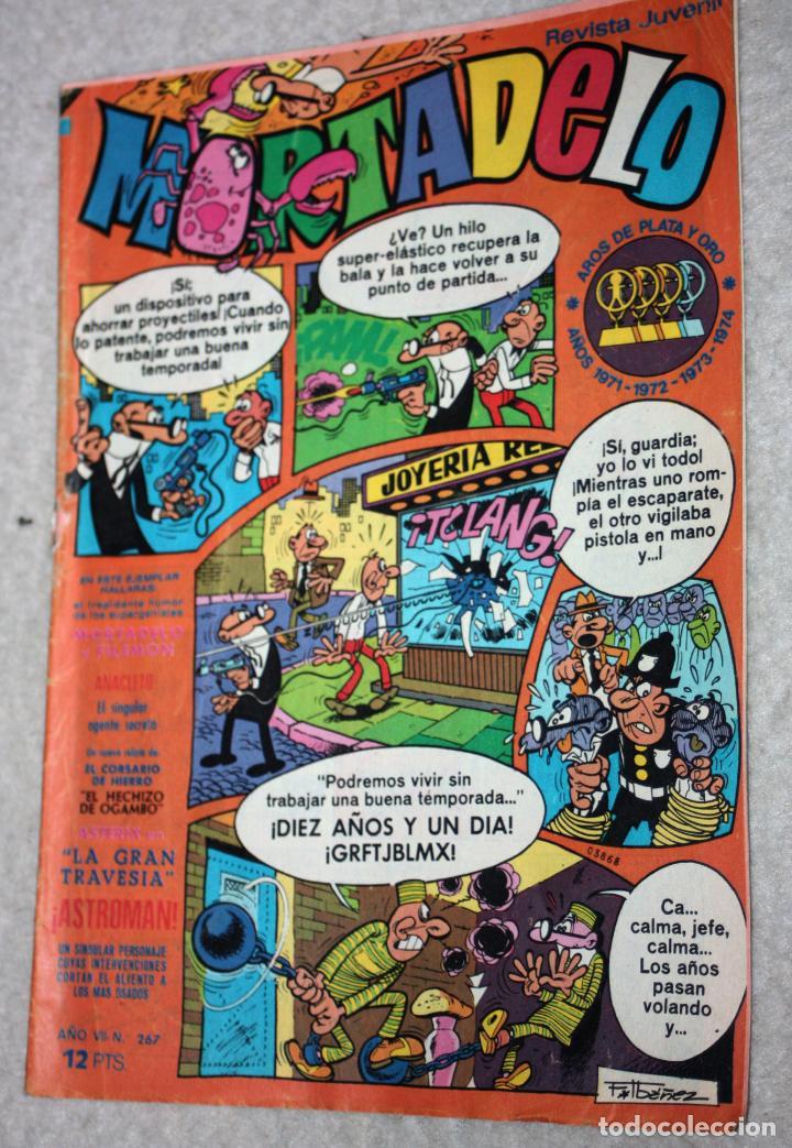 MORTADELO : AÑO VII- Nº 267 (Tebeos y Comics - Bruguera - Mortadelo)