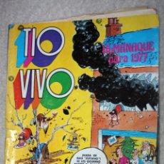 Tebeos: TÍO VIVO - ALMANAQUE PARA 1977 - BRUGUERA . Lote 143354286