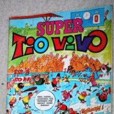 Tebeos: SUPER TÍO VIVO Nº17 - BRUGUERA . Lote 143355542