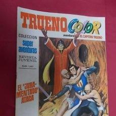 Tebeos: TRUENO COLOR. Nº 82. EL JURAMENTADO ATACA. PRIMERA EPOCA. BRUGUERA. Lote 143543370