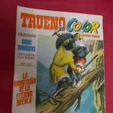 Tebeos: TRUENO COLOR. Nº 79. LA MONTAÑA DE LA ETERNA NIEBLA. PRIMERA EPOCA. BRUGUERA. Lote 143543746