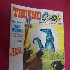 Tebeos: TRUENO COLOR. Nº 78. EL RETO DE ZANDAK. PRIMERA EPOCA. BRUGUERA. Lote 143544026