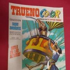 Tebeos: TRUENO COLOR. Nº 73. DUELO EN LAS ALTURAS. PRIMERA EPOCA. BRUGUERA. Lote 143546750