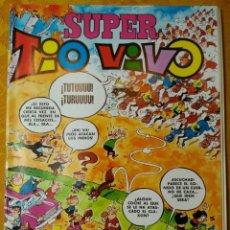 Tebeos: SUPER TÍO VIVO N° 14. BRUGUERA - AÑO XIV. 1973. EXCELENTE. Lote 143584818