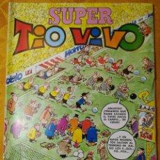 Tebeos: SUPER TÍO VIVO N° 20. BRUGUERA - AÑO 1974. EXCELENTE. Lote 143585098