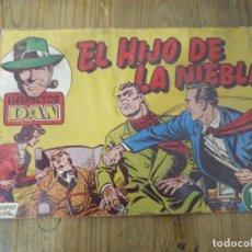 Tebeos: EL HIJO NIEBLA, SANGRE EN EL ESTADIO. LLAMAS JUSTICIERAS,TRÁGICO COMBATE, LA HORA DE LOS VALIENTES... Lote 143591530