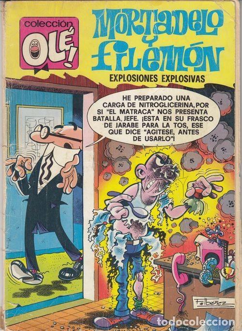 MORTADELO Y FILEMON BRUGUERA OLE Nº 152 2ª EDICION (Tebeos y Comics - Bruguera - Ole)