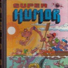 Tebeos: SUPER HUMOR VOLUMEN I EDITORIAL BRUGUERA - 6ª EDICION. Lote 143600086