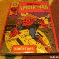 Tebeos: SPIDERMAN POCKET DE ASES Nº 1 SPIDER-MAN MARVEL BRUGUERA. Lote 143606502