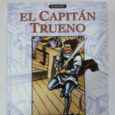 Tebeos: TOMO EL CAPITAN TRUENO Nº5/VICTOR MORA-AMBROS-FUENTES MAN/EXCELENTE ESTADO¡.. Lote 143607554