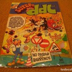 Tebeos: SUPER DDT Nº 1 PEPE GOTERA Y OTILIO ZIPI Y ZAPE BRUGUERA. Lote 143614238