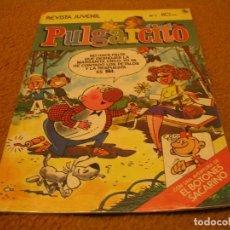 Tebeos: PULGARCITO 3ª ÉPOCA Nº 1 BRUGUERA 1985. Lote 143615374