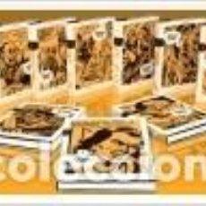 Tebeos: COLECCION COMPLETA EL CAPITAN TRUENO - 10 TOMOS - SIGNO / BRUGUERA EDITORES - PERFECTO ESTADO. Lote 143617418