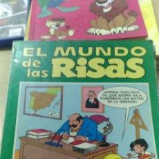 Tebeos: EL MUNDO DE LAS RISAS. TOMO 20. Lote 143625566