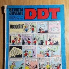 Tebeos: BRUGUERA - TEBEO - REVISTA JUVENIL DDT - AÑO XVI - EPOCA III - Nº 13. Lote 143628862