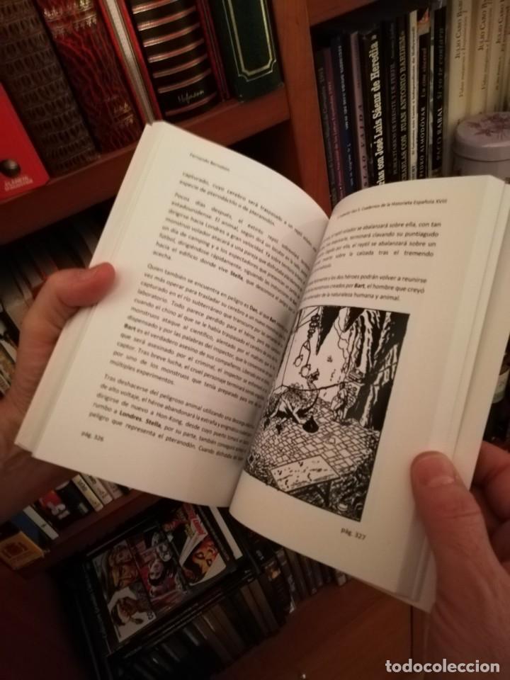 Tebeos: inspector dan tomo II (Colección Cuadernos de la Historieta Española 18). Autor: Fernando Bernabón - Foto 3 - 144898794