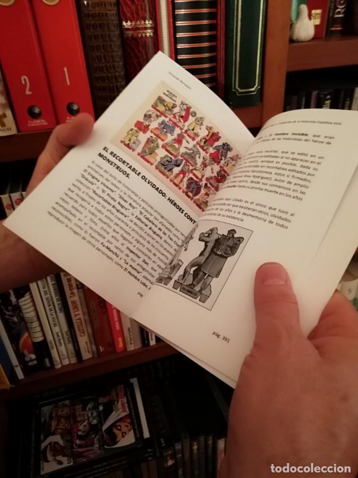 Tebeos: inspector dan tomo II (Colección Cuadernos de la Historieta Española 18). Autor: Fernando Bernabón - Foto 4 - 144898794
