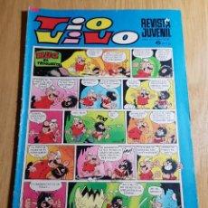 Livros de Banda Desenhada: BRUGUERA - TEBEO - TIO VIVO - AÑO XIV - Nº 528. Lote 143645806