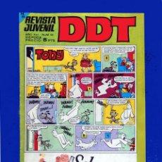 Tebeos: DDT Nº 20 - 1967 - III ÉPOCA, EDITORIAL BRUGUERA, ORIGINAL,. Lote 143647210
