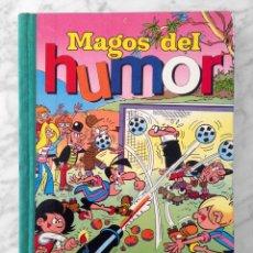 Tebeos: MAGOS DEL HUMOR - VOL. XIV - MORTADELO Y FILEMÓN LA PANDA SIR TIM O'THEO ANACLETO - BRUGUERA - 1973. Lote 143691874