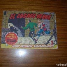 Tebeos: EL COSACO VERDE Nº 125 EDITA BRUGUERA . Lote 143725830