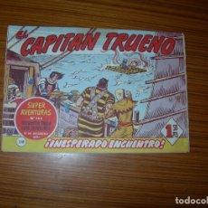 Tebeos - EL CAPITAN TRUENO Nº 318 EDITA BRUGUERA - 143729326