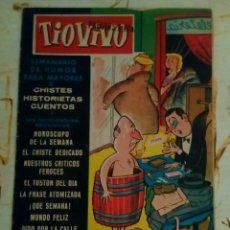 Tebeos: CÓMIC TEBEO TIOVIVO NÚMERO 22. Lote 143808856