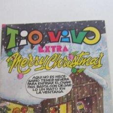 Tebeos: EXTRA TÍO Nº 17 VIVO MERRY CHRISTMAS. ÉPOCA 2ª 1982 BRUGUERA CS161. Lote 143820930