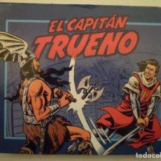 Tebeos: CÓMIC. EL CAPITAN TRUENO. NÚMERO 1. VICTOR MORA. AMBRÓS. EDICIONES B. 1994. Lote 143877418