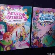 Tebeos: SUEÑO DE ESTRELLAS N°2 Y 3. Lote 143891977