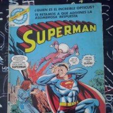 Tebeos: BRUGUERA - SUPERMAN NUM. 8 ( SUPER-ACCION 48 ). Lote 143897398