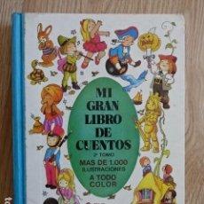 Tebeos: MI GRAN LIBRO DE CUENTOS, TOMO Nº 2 DE JAN Y OTROS, BRUGUERA, AÑO 1978. Lote 143898502