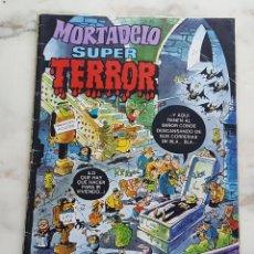 Tebeos: LOTE MORTADELO ESPECIAL NÚMEROS 1-2-3-4 - BRUGUERA. Lote 143899146