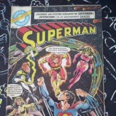 Tebeos: BRUGUERA - SUPERMAN NUM. 24 ( SUPER-ACCION 72 ). Lote 143899970