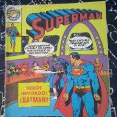 Tebeos: BRUGUERA - SUPERMAN NUM. 48. Lote 143902238