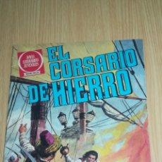 Tebeos: EL CORSARIO DE HIERRO NÚMERO 2 - LA VIEJA DAMA DEL MAR 1977. Lote 144044825