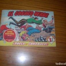 Tebeos: EL COSACO VERDE Nº 120 EDITA BRUGUERA . Lote 144086754
