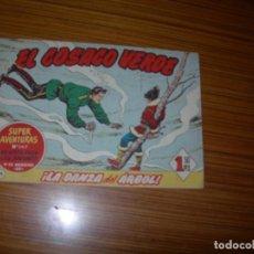 Tebeos: EL COSACO VERDE Nº 96 EDITA BRUGUERA . Lote 144087422