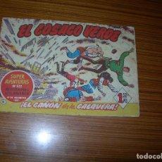Tebeos: EL COSACO VERDE Nº 81 EDITA BRUGUERA . Lote 144087606