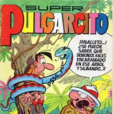 Tebeos: SUPER PULGARCITO - Nº.27 - BUEN ESTADO. Lote 144147090